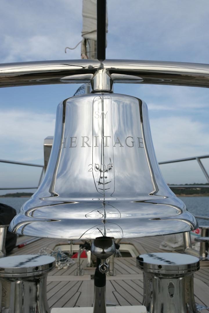 M/Y 55m Heritage