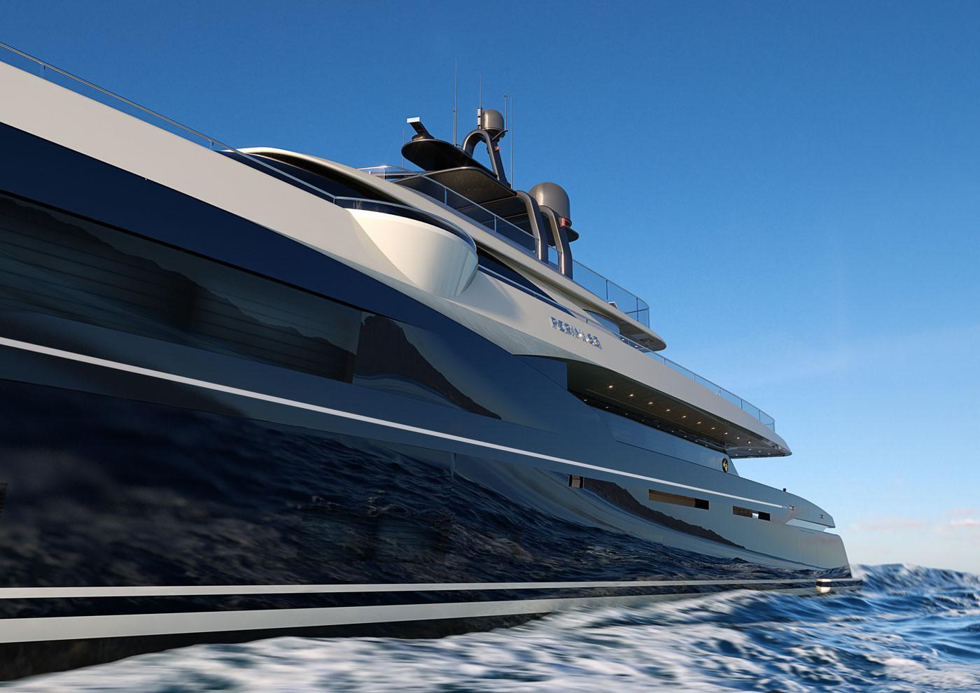 M/Y 63m Argonaut
