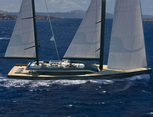 Perini Navi presents the new E-volution and Argonaut series to the U.S. market during the Palm Beach International Boat Show