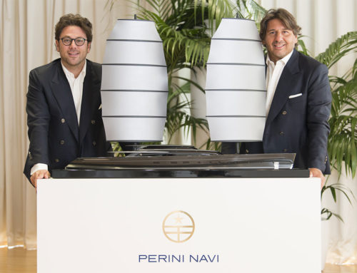 Perini Navi presents new Falcon Rig Gallery at the Monaco Yacht Show   With seven yachts in build and an order book worth 160 million euro, the yard is consolidating its technological and stylistic leadership as it focuses on an innovation-centred future