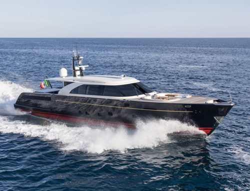 "Perini Navi M/Y 25m Eco-tender wins ""Environment and Energy"" category at the new 2019 MDO.Montecarlo Prize"
